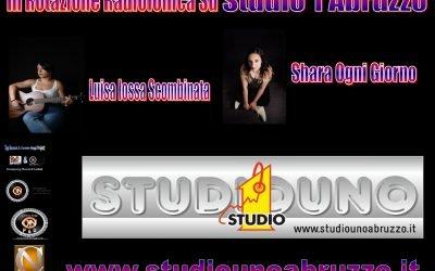 I Nostri Artisti in Rotazione Radiofonica Su Studio Uno Abruzzo