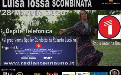 28 Maggio 2020 Ore 11:00 Luisa Iossa Ospite Telefonica Su Radio Antenna Uno