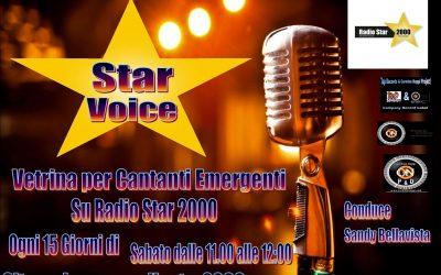 Star Voice Vetrina Radiofonica Dedicata Alla Musica Emergente
