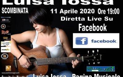 Luisa Iossa 11 Aprile 2020 Ore 19:00 Scombinata Tour Diretta Live Su Facebook