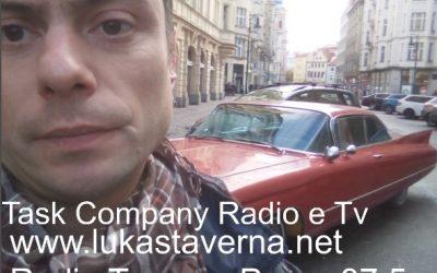Luka Taverna Radio e Tv  Partner Radiofonico