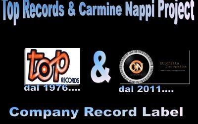 Accordi Discografici 2017  Top Records & Carmine Nappi Project