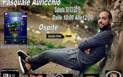 Pasquale Auricchio Ospite a Radio Star 2000